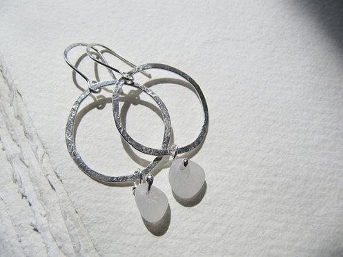 Eco Rustic Earrings