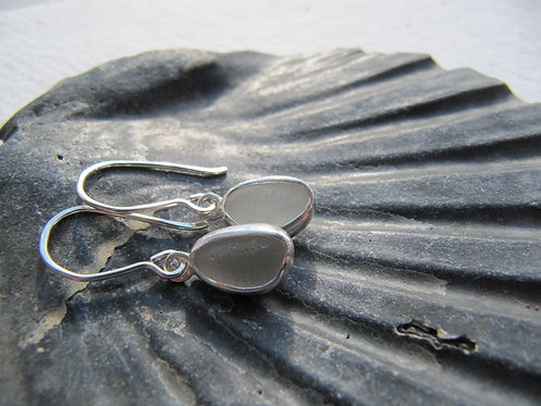 Soulmate Sea Glass Earrings