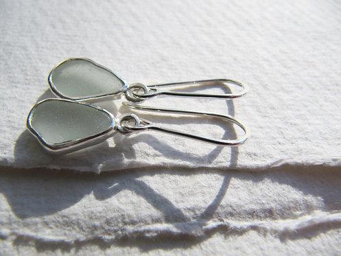 Soulmate Sea Glass Earrings