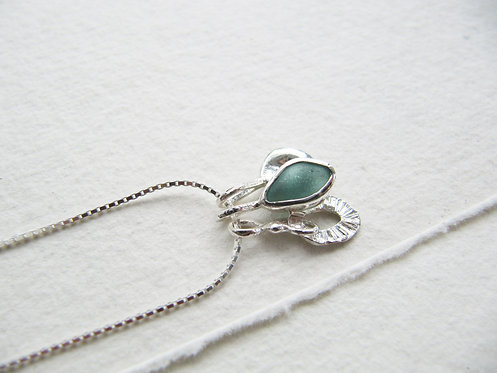 Seashore Charm Necklace