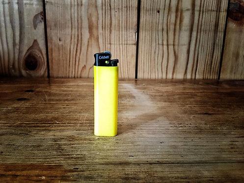 600 briquets cricket jaune  Ref : ART0926