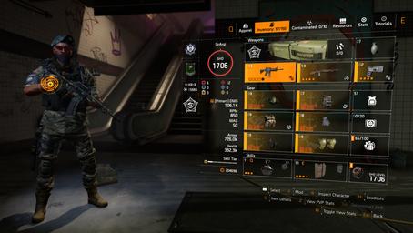 Division 2 Builds: AR Crit/ToC