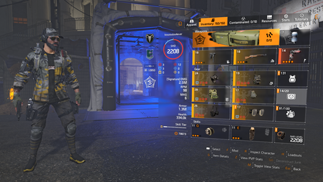 Division 2 Builds: PvP Liberty