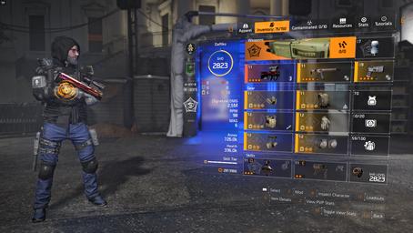 Division 2 Builds: Oxidizer