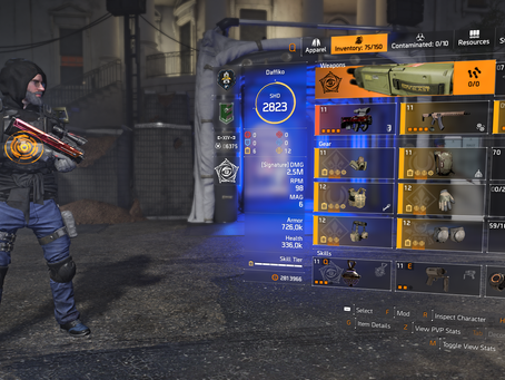 Division 2 Builds: Oxidizer
