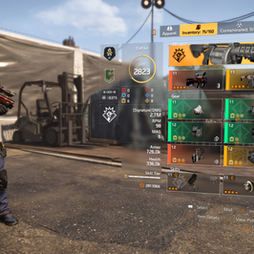 Division 2 Builds: Demolition Man