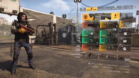 Division 2 Builds: Demolition Man