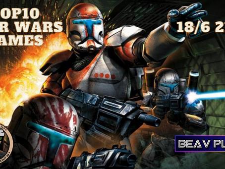 Top 10 Star Wars games