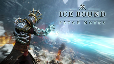 New World: Ice Gauntlet
