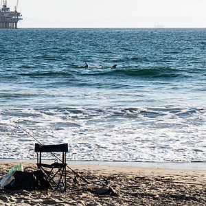 Lifeguard Tower 26 HB, CA