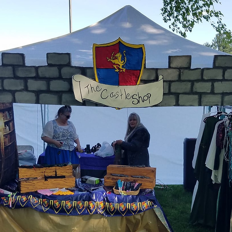 The Royal Stagg Renaissance Faire, hosted at Cornwells Turkeyville in Marshall MI