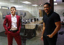 ISM pic Daniel_Martin in Soul+ office