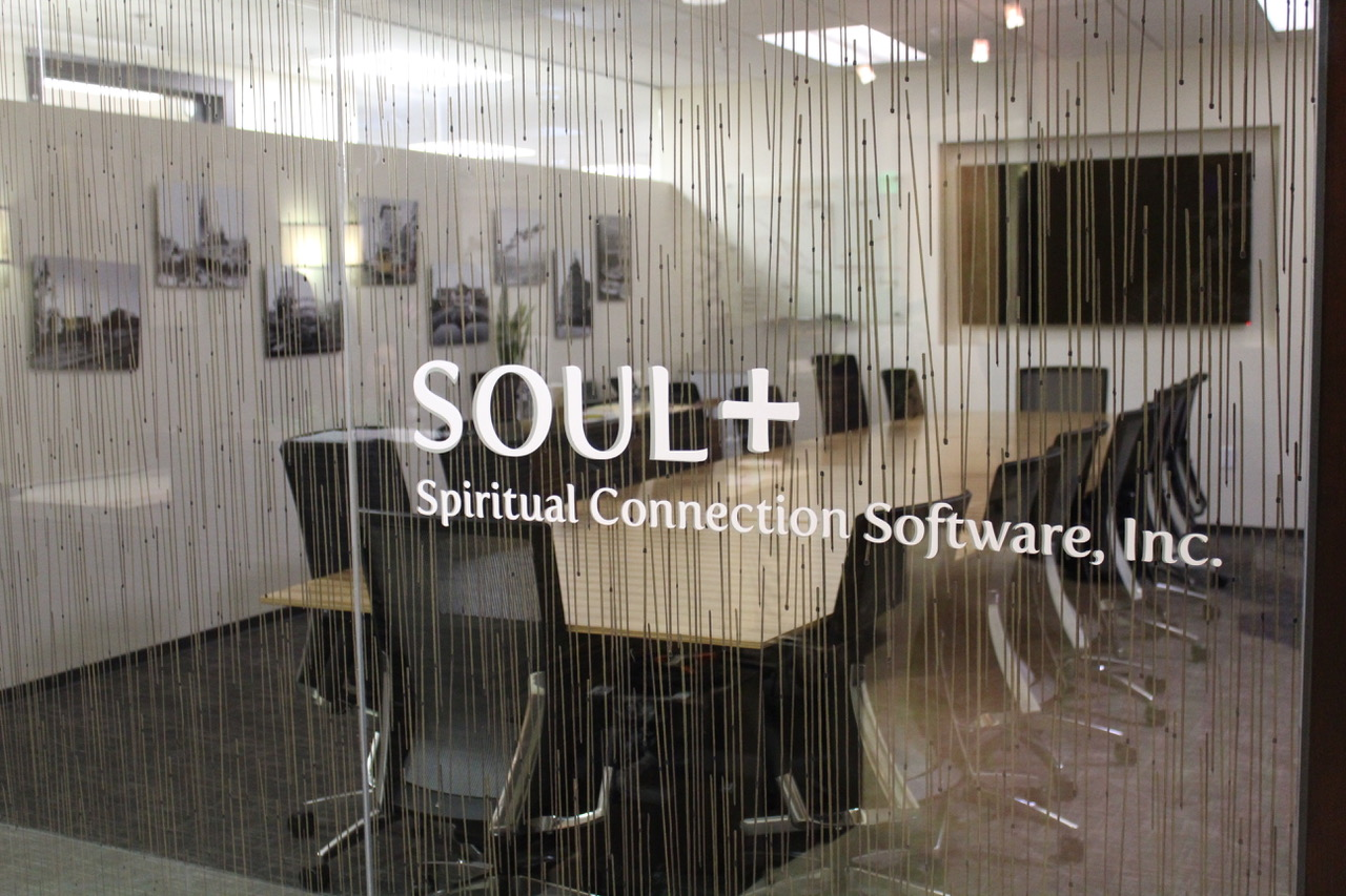ISM pic Soul+ office logo