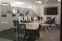 ISM pic Soul+ office logo
