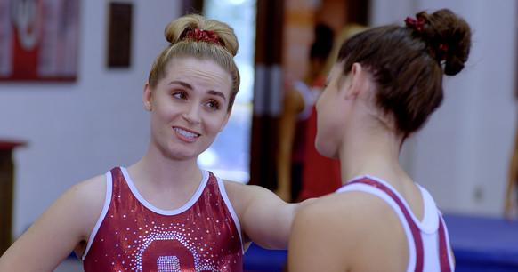 Brenna with Chayse in gym 1.jpeg