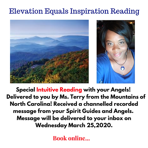 Elevation for Inspiration Emailed Audio Reading