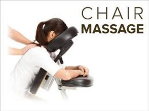 Chair Massage, Corporate Onsite Massage