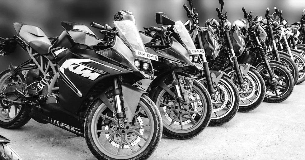 Bike Rent In Guwahati | Bike Rental Service in Guwahati
