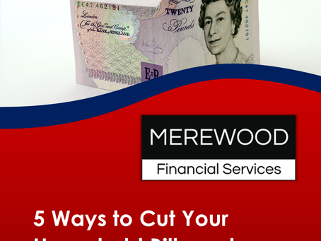 Need to Reduce Monthly Expenditure?