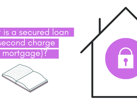 What IS a Second Charge Mortgage?