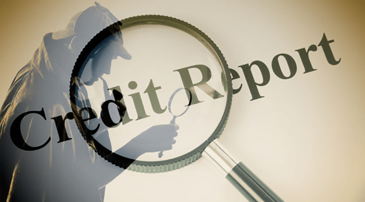 Credit report link
