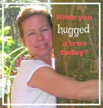Hug a Tree, no really