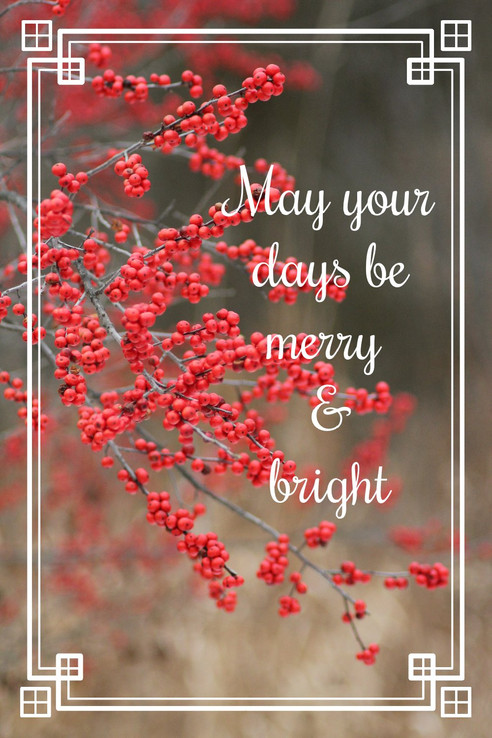 Very Merry Winterberry