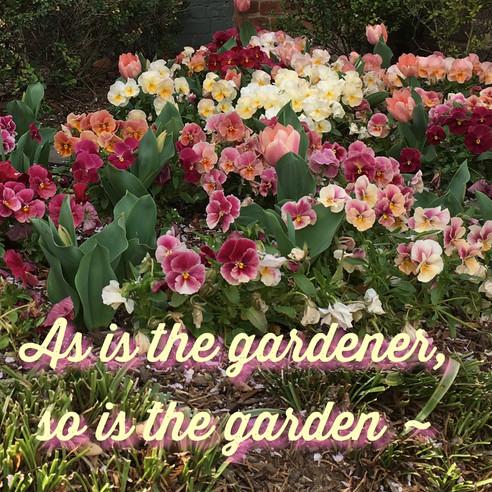 Garden's Talk