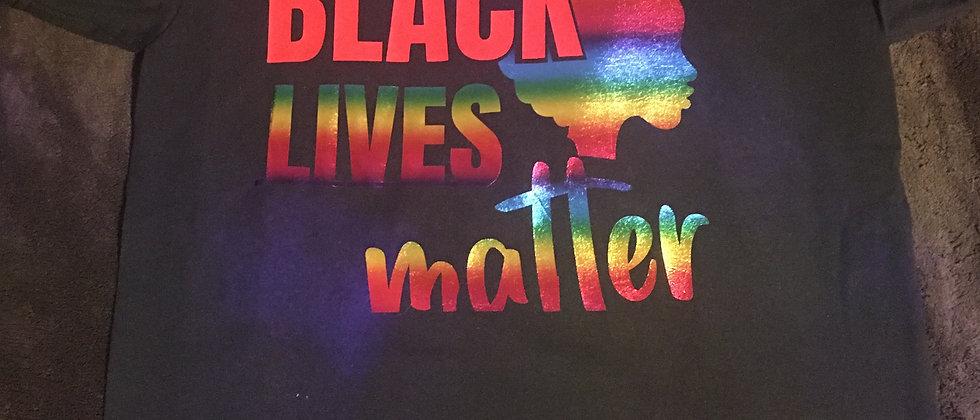 BLACK LIVES MATTER VINYL SHIRTS HOTT BUY