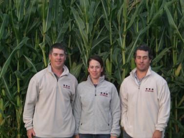 Paul Lynne Nick corn field