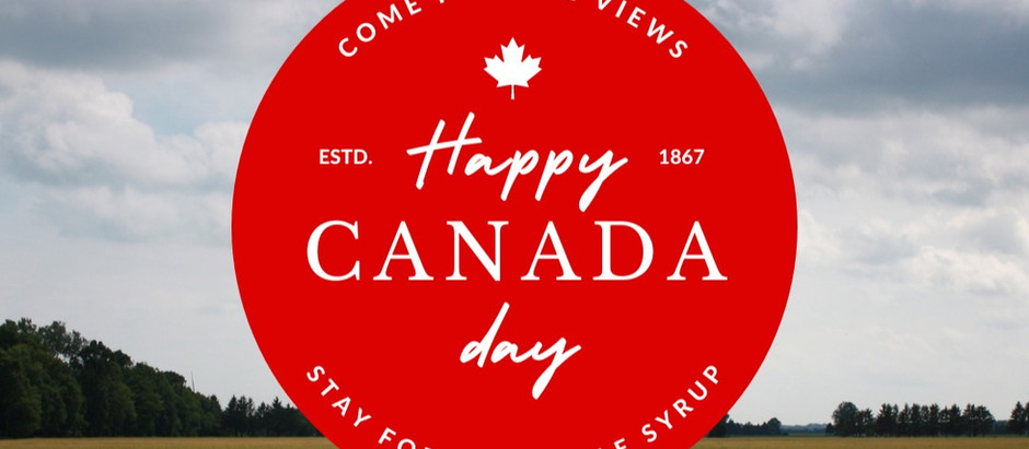 A Sweet Canada Day Treat for You
