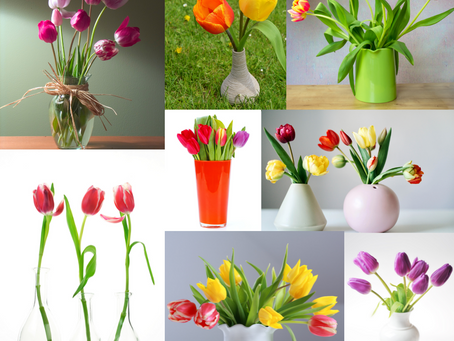 Celebrate Spring Add Fresh Flowers to Your Home - Here's How
