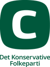 The conservative peoples party logo