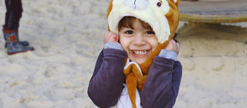 Crianças se adaptam rapidamente?