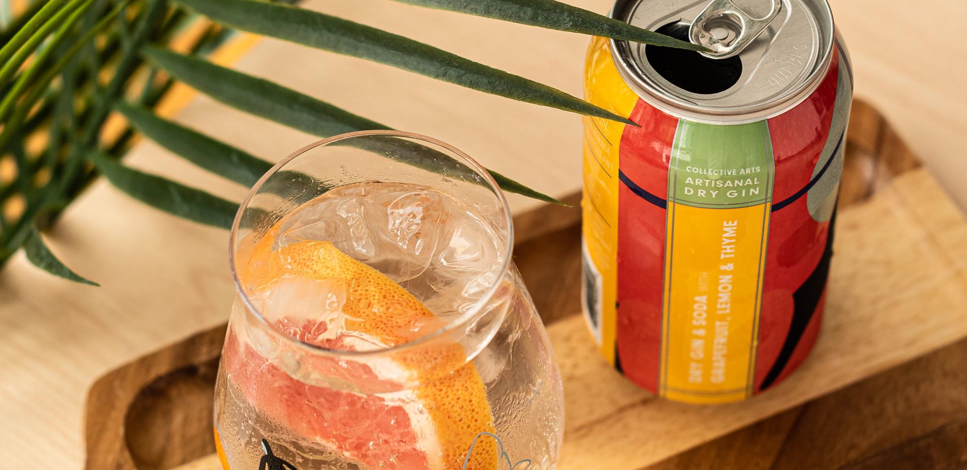 Gin-Collective Arts