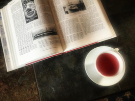 Pomegranate Raspberry Green Tea