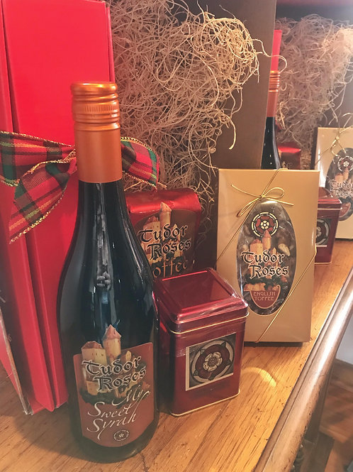 Tudor Roses Gift Box