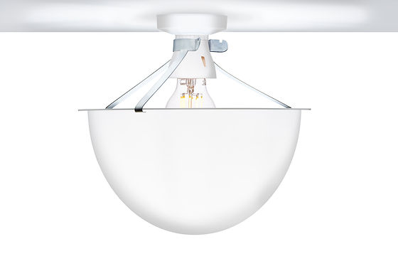 EZ Shade With Transparent Tungsten Bulb