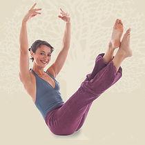 Rosalba et le principe de Pilates de core