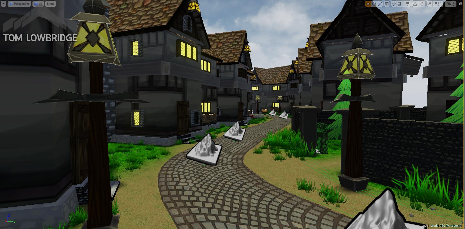 toms3d | Unreal Engine