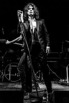 Heroes - David Bowie Tribute Band live @ Wuzzdog Viernheim