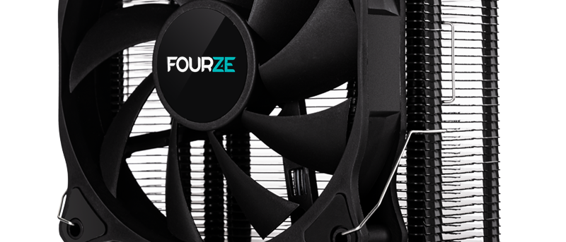 FOURZE CPU Cooler 120mm