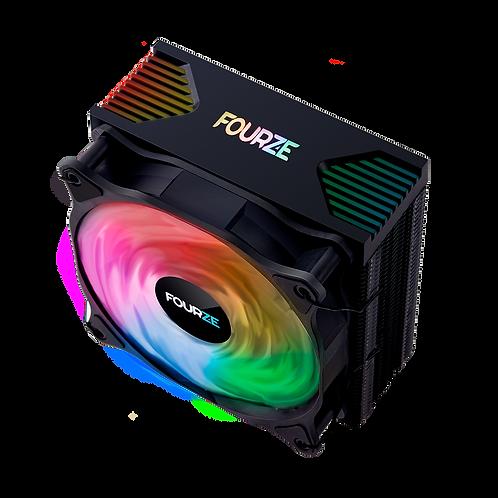 FOURZE CPU Cooler 120mm RGB