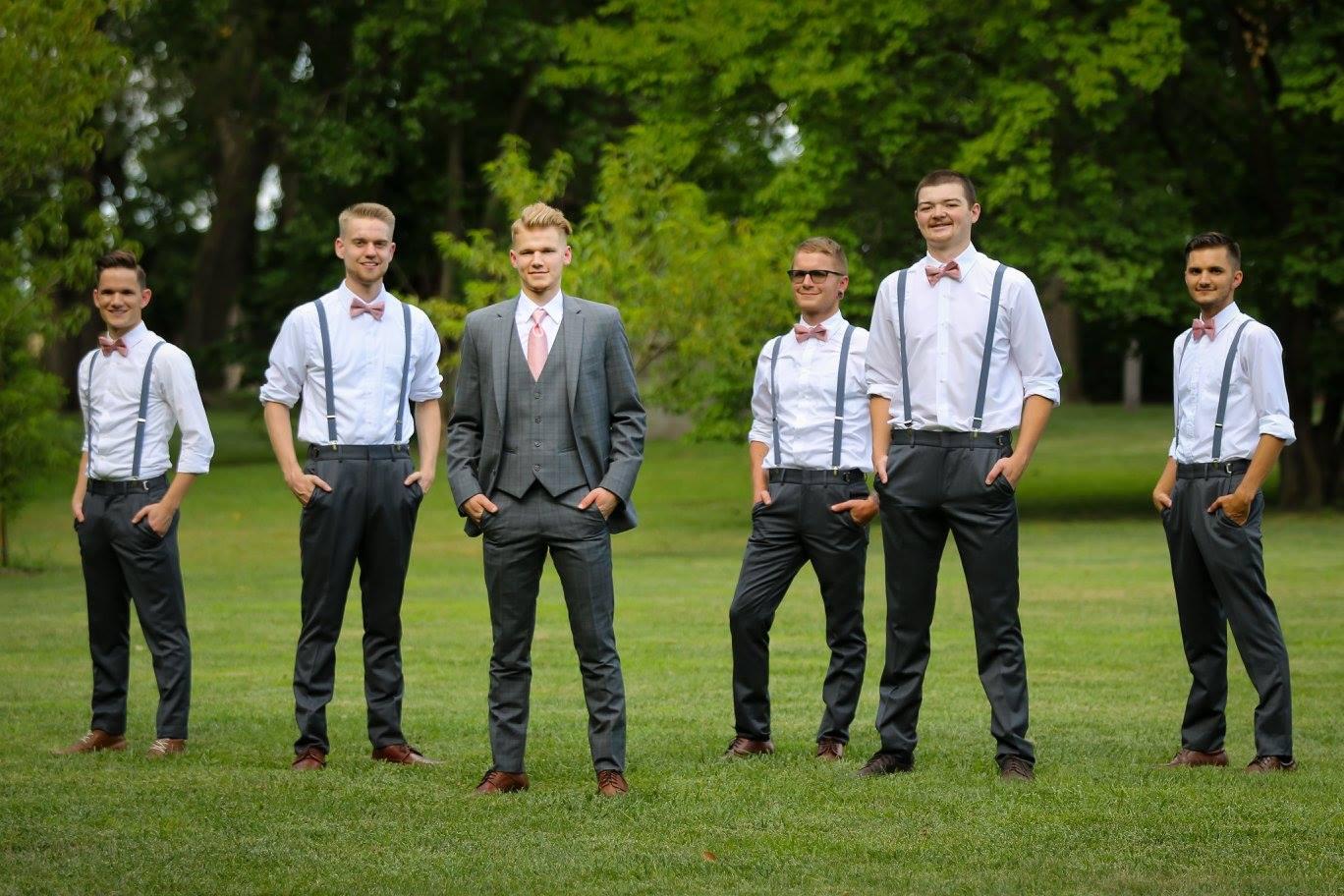 Men's Tux