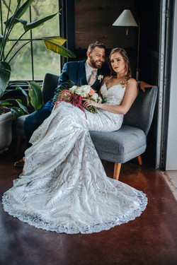 Styled Shoot at The White Barn