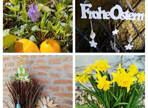 Wir wünschen schöne Osterferien!