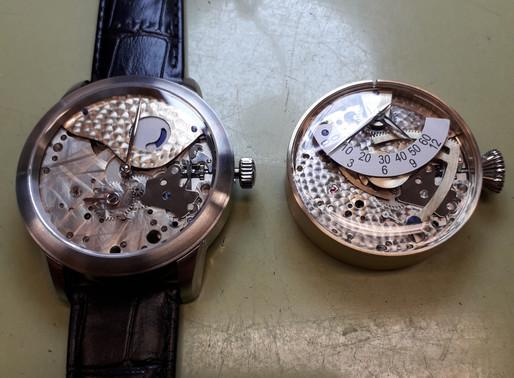 Internationaler Uhrmacher-Wettbewerb der Fa. Lange&Söhne