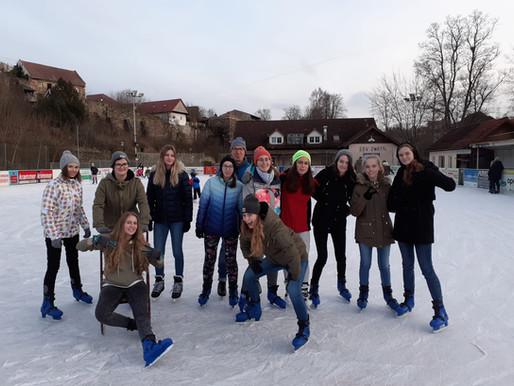 Ausflug Bewegung und Sport Mädchen