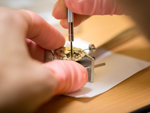 Uhrmacherei als immaterielles Weltkulturerbe