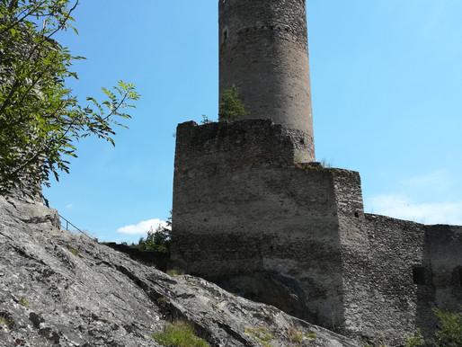 Wanderung und Kanufahrt zur Ruine Kollmitz